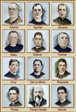 mehiški mučenci