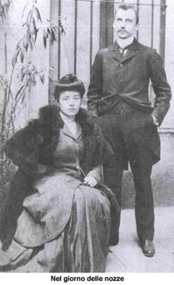 Maria in Luigi Beltrame