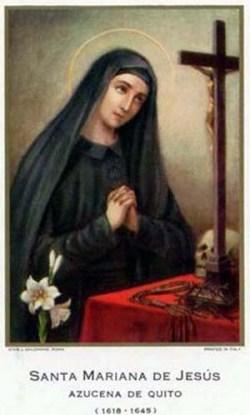 Marija Ana od Jezusa de Paredes