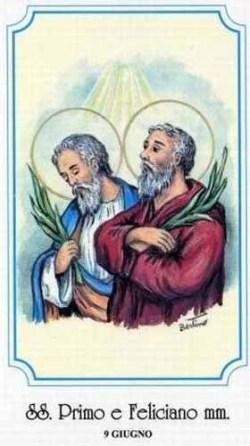 Primož in Felicijan