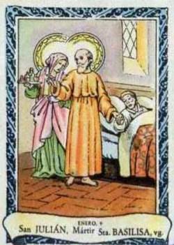 Julijan in Bazilisa