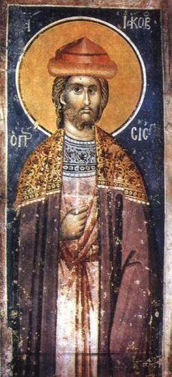 sveti Jakob Razrezani