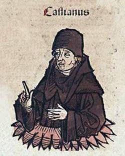 sveti Janez Kasijan - duhovnik