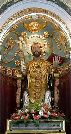 sveti Lovrenc - menih