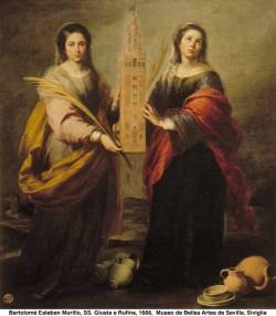 sveti Justa in Rufina