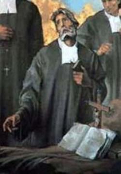 blaženi Leon (Janez) Mopinot - redovnik in mučenec