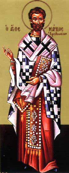 sveti Marko, škof