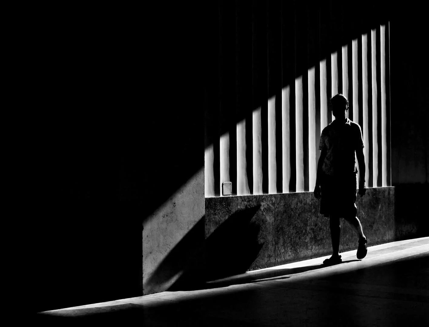 Lights And Shadows In Street Photography