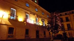 Ayuntamiento en Nochebuena 2009