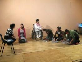 Obra teatro ¿Y AHORA QUE? Navas de San Juan 2010 - Blog La Raíz