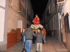 Procesión por Calle San Esteban