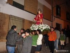 Bajando Cardenal Merino (II)