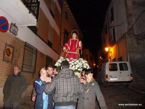 Bajando Cardenal Merino (III)