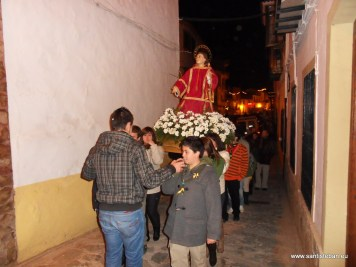 En Calle Cervantes