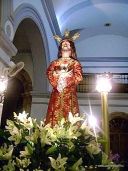 Oración en el Huerto y Mecinaceli, Martes Santo 2011