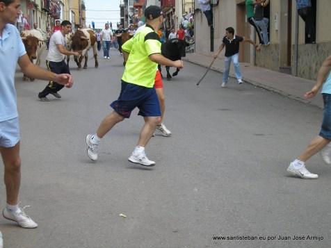 Sábado Pascuamayo - Encierros - Juan José Armijo