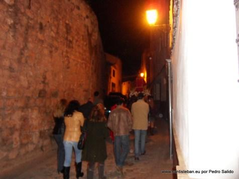 Procesión en calle Cervantes VI