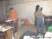 Preparando unos churros II