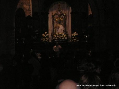 Virgen del Collado, Festividad de la Candelaria