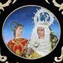 Virgen de los Dolores y San Juan Apostol