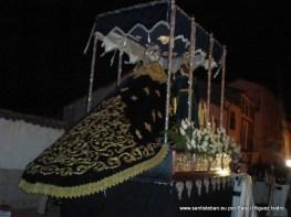 Virgen de los Dolores y San Juan Evangelista