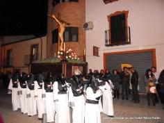 Cruz Guía en la Calle Sagasta
