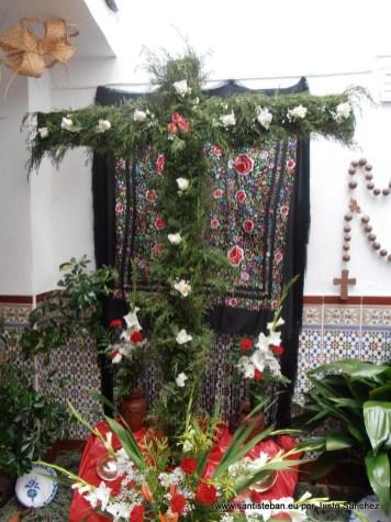 Cruces de mayo presentadas al IX Concurso 2012