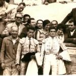 Joaquin Cubero, Santos Mazzantini, Familia Soto