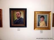 Retrato de Paco Sánchez. Retrato del niño Juan.