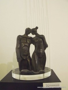 Bienal de Escultura 2012 por Justo Sánchez