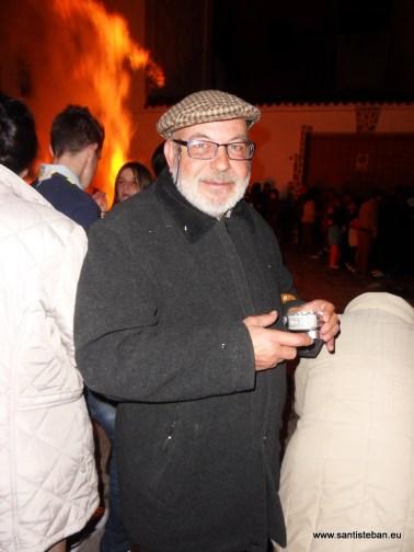 Juanjo Armijo, un reportero todoterreno