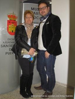 Exposición de la Semana Santa Santistebeña