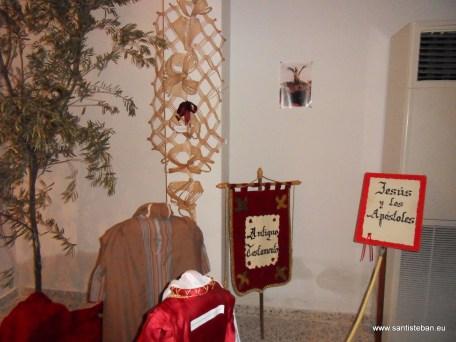 Exposición de Semana Santa 2013