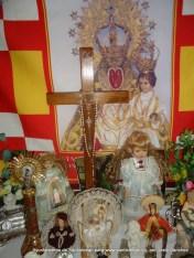 Cruz de Amadora Guzmán Gil. C/ Modesto Higueras, 36.