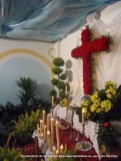 Cruz por la Asamblea Local de Cruz Roja. C/ Santo Rostro, 2.
