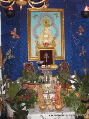 Cruz de Juan José Armijo Guerrero