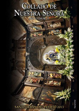 Portada de Collado de Nuestra Señora 2013 - Fotografía Navarrete