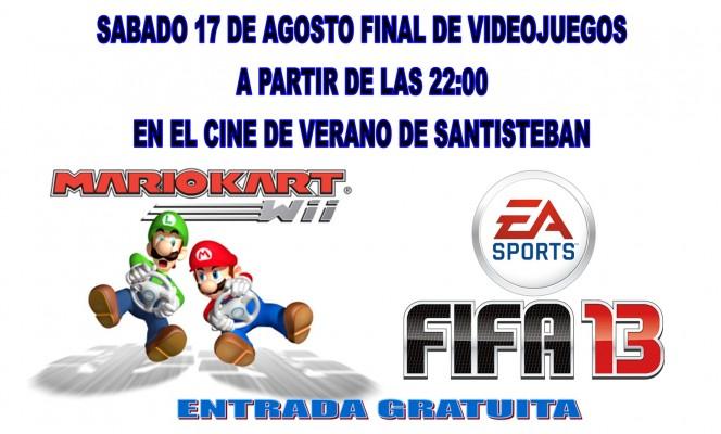 Final Torneo Videojuegos 2013