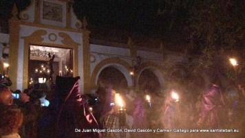 Viernes Santo 2014, Madrugá Nazareno, por Juan Miguel Gascón