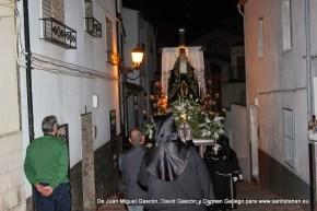 Viernes Santo 2014, Soledad, por Juan Miguel Gascón
