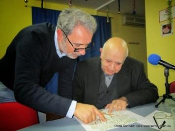 Francisco Armijo y Rafael Higueras