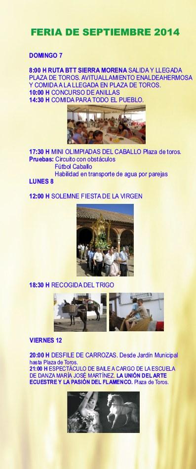 Folleto Feria Septiembre 2014 - 4