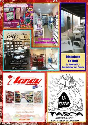 Campaña Comprar en Santisteban Tiene Premio 2
