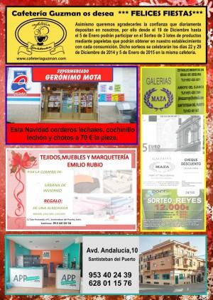 Campaña Comprar en Santisteban Tiene Premio 3