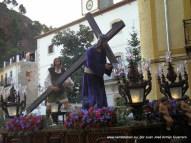 Madrugá de Viernes Santo. Encuentro de Nuestro Padre Jesús y Virgen de la Amargura.