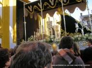 Madrugá de Viernes Santo. Nuestro Padre Jesús y Virgen de la Amargura.