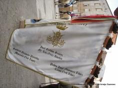 Bandera de la mayordomía