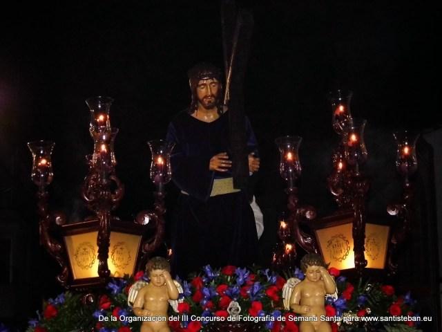 Primer Premio III Concurso Fotografía Semana Santa Santisteban, Pedro López. Fotografía 98