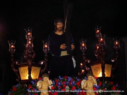 Primer premio del III Concurso de Fotografía de la Semana Santa Santistebeña