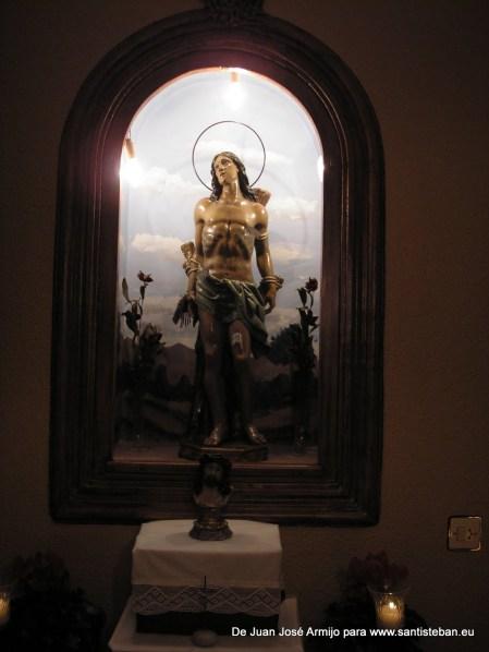 Lumbres de Santo Bastián 2016